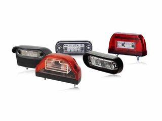 LED LED Kennzeichenbeleuchtung