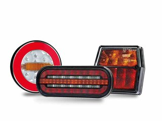Fristom LED Heckleuchten