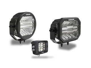 Osram LED Fernscheinwerfern