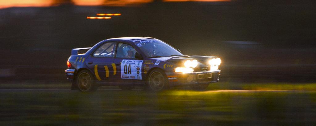 Rallye-Lampen
