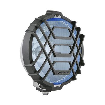 Wesem HO3 Halogen Fernscheinwerfer Blau (Chrom)