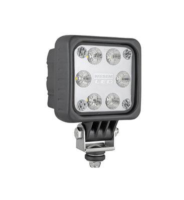 LED Arbeitsscheinwerfer Fernscheinwerfer 2500LM + Kabel