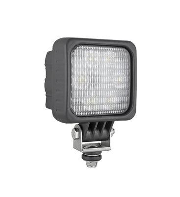LED Arbeitsscheinwerfer 10-60V Breitstrahler 2000LM + Kabel