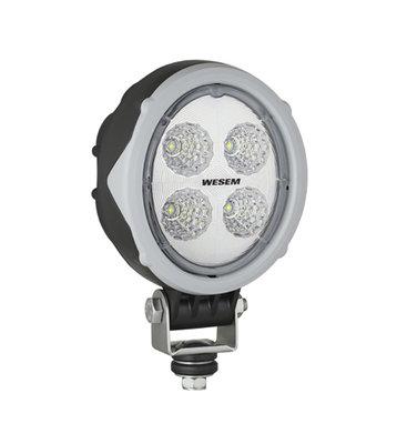 LED Arbeitsscheinwerfer Breitscheinwerfer 1500LM + Kabel