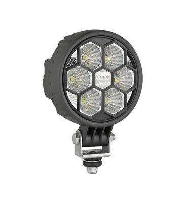 LED Arbeitsscheinwerfer Breitstrahler 2500LM + Kabel