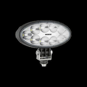 LED Arbeitsscheinwerfer Fernscheinwerfer 4000LM + Kabel