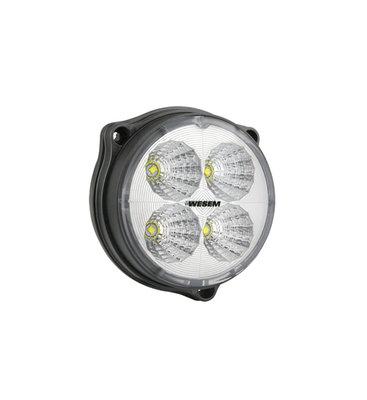 LED Arbeitsscheinwerfer Breitscheinwerfer 1500LM + Kabel + FF Glas