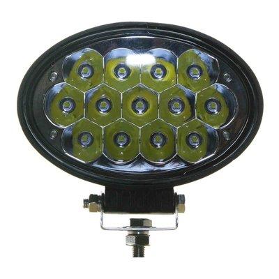 65W LED Arbeitsscheinwerfer 20º 5850LM Oval