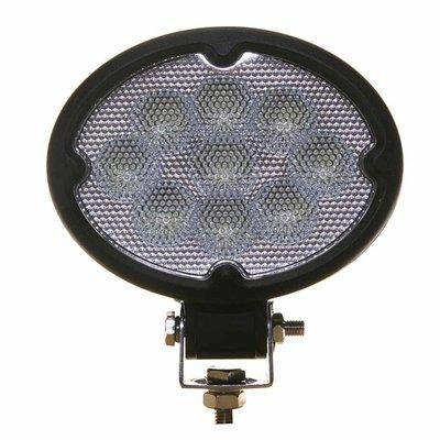 27W LED Arbeitsscheinwerfer Bretstrahler Oval