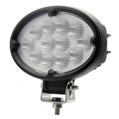 36W LED Werklamp Ovale Breedstraler