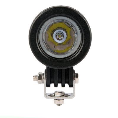 10W LED Fernscheinwerfer Rund