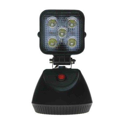 Tragbarer 15W LED Arbeitsscheinwerfer mit Magnetfuß