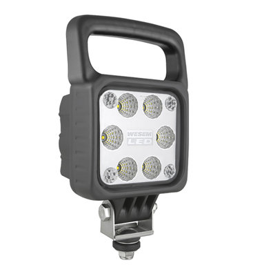 LED Arbeitsscheinwerfer Breitstrahler 2500LM
