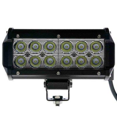 36W PRO LED Lightbar Weitstrahler