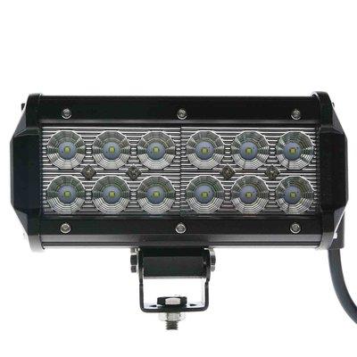 36W PRO LED Lightbar Breitstrahler