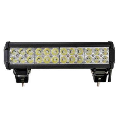 72W LED Lightbar Rechteckig