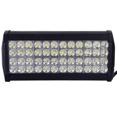144W LED Lightbar Rechteckig