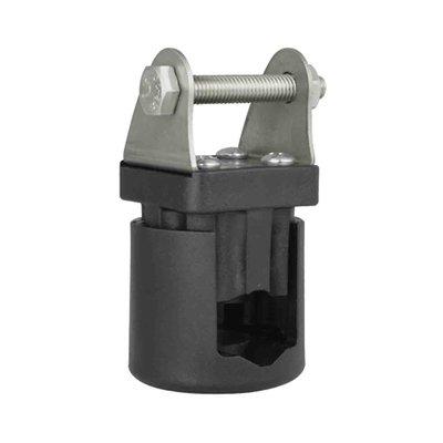 Rohrhalter Ø15-28 mm