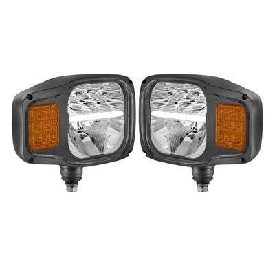 LED Hauptscheinwerfer mit Fahrrichtungsanzeiger Links + Rechts