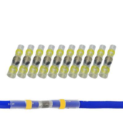 Schrumpfschlauch Loetverbinder Gelb (4-6mm)