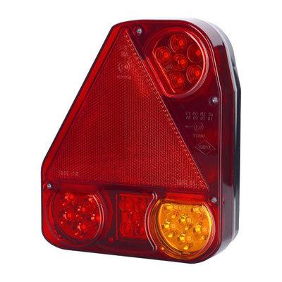 Horpol LED Rücklicht Links 5P + Nebelschussleuchte LZD 777