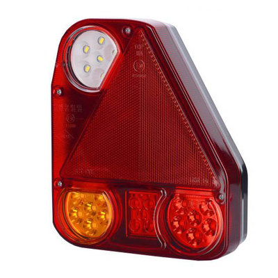 Horpol LED Rücklicht 5P Rechts + Rückfahrscheinwerfer LZD 775