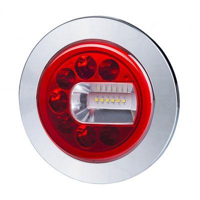 Horpol LED Nebel + Rückfahrscheinwerfer Chrom LUNA Right LZD 2453