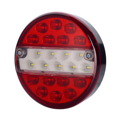 Horpol LED Nebel- + Ruckfahrscheinwerfer Hamburger LZD 741