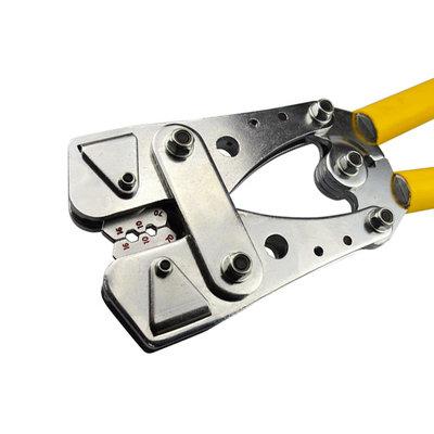 Rohrkabelschuh-Presswerkzeug Sechskant (25-150 mm²)