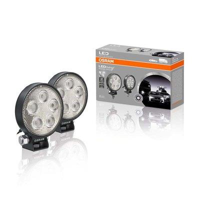 Osram LED Arbeitsscheinwerfer Spot Rund VX70-SP 2 Stück