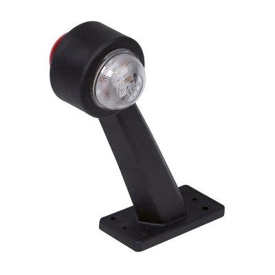 LED Begrenzungsleuchte 10-30V Orange + Rot (Satz)