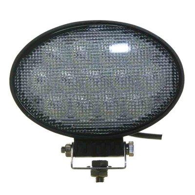 65W LED Work Light 60º 5850LM Oval