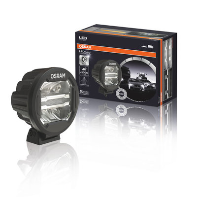 Osram LED Fernscheinwerfer Rund MX180-CB