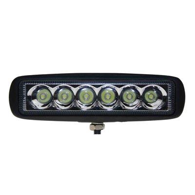 18W LED Arbeitsscheinwerfer Weitstrahler