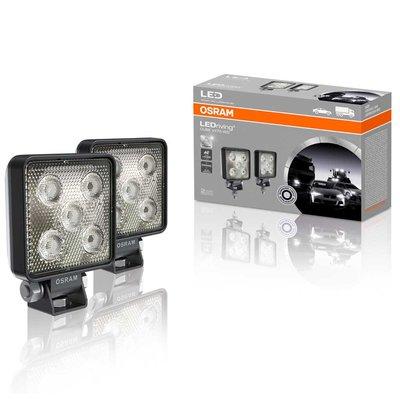 Osram LED Arbeitsscheinwerfer Cube VX70-WD 2 Stück
