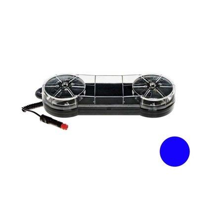 Led Mini-Flash-Bar-Magnet Blau