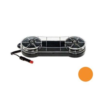 Led Mini-Flash-Bar-Magnet Orange