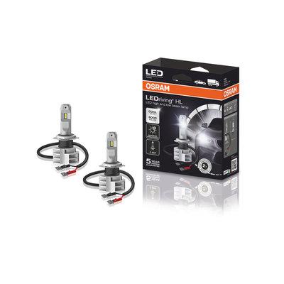 Osram H7 LED Hauptscheinwerfer PX26d Set 12-24 Volt 2 Stück
