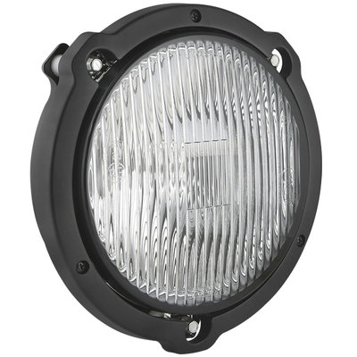 Rallye Zusatzscheinwerfer Nebel Mit Rahmen Ø180mm + Halogen Lampe