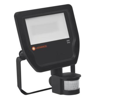 20W LED Fluter 230V + Sensor