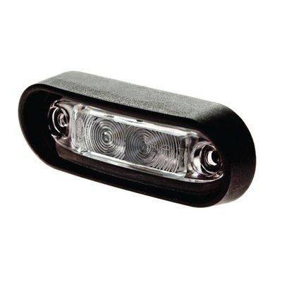 LED Kennzeichenleuchte Mit Gummigehäuse 12V