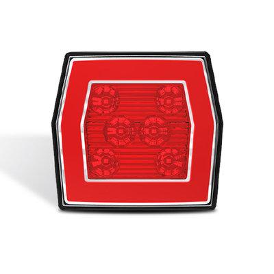Fristom LED Nebelschlussleuchte 5-polig Bajonet