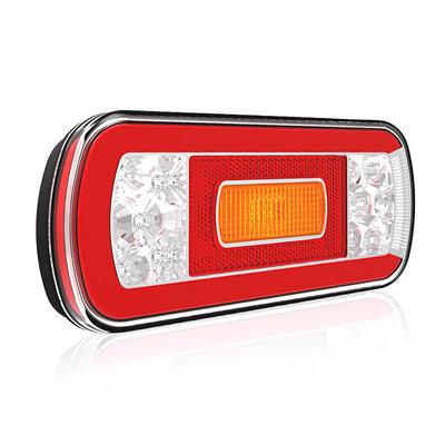 Fristom LED Rücklicht 5 Funktionen + Rückfahrscheinwerfer