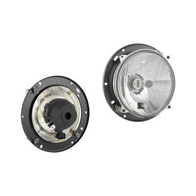 Hauptscheinwerfer H4 Ø182x77 Lampenhalter