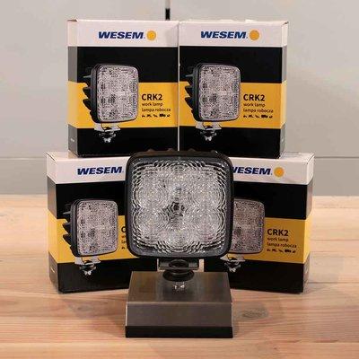 Set Aanbieding 4 Stuks WESEM CRK2 LED Werklamp