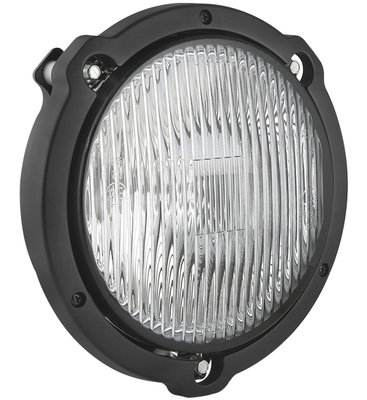 Rallye Nebelschussleuchte Mit Rahmen Ø180mm + Xenon Lampe