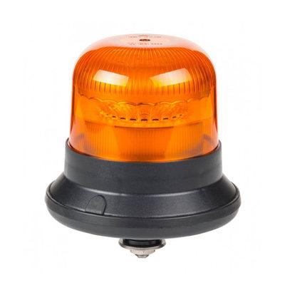 LED Blitzlampe M12 Bolz Montage Orange LDO-2662