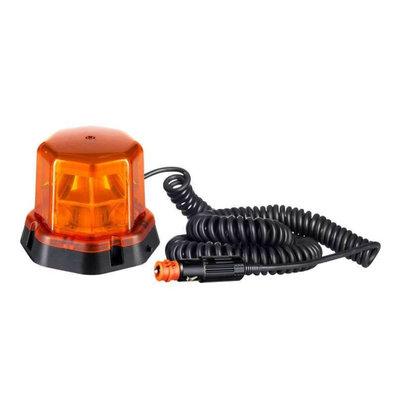 LED Blitzlampe Magnetisch Orange LDO 2275