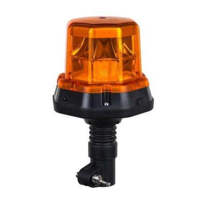 Horpol LED Blitzleuchte DIN halter Orange LDO 2276