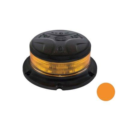 LED Warnleuchte Oberfläche Montage Orange